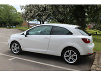 2011 Seat Ibiza 1.4 SE COPA - Low Mileage - 12 month MOT - Lady Owner - No Smokers