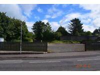Yard to Rent Coleraine Area.
