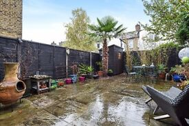 **1 bed garden flat available for SHORT LET in Chiswick - Bills Inc - £1993pcm**