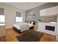 Brand New Fully Furnished Studio Apartments To Rent in Retford