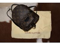 Louis Vuitton backpack boxed / brand new
