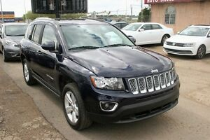 2016 Jeep Compass HIGH ALTITUDE, 4X4, LEATHER, S/ROOF, AUTO, ALL