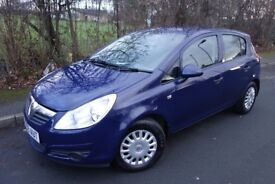 2009 Vauxhall Corsa 1.3 CDTI 'Ecoflex' £30 TAX, 60MPG, CHEAP INSURANCE, 1 OWNER FULL SERVICE HISTORY