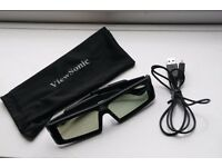 ViewSonic Active 3D Shutter Glasses