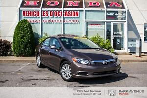 2012 Honda Civic EX * Bluetooth * Cruise * Mags * Toit-ouvrant