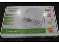 WeightWatchers Pro Points Kitchen Food Scales
