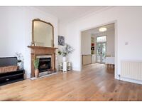 A bright and spacious five bedroom family home for rent moments from the River in Putney