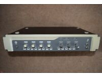 AVID Digidesign Digi 003 Rack FireWire Audio / Midi Interface for Pro Tools.