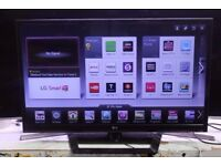 42 Inch LG Smart LED TV Full HD with NOW TV/Netflix/Amazon + Smart LG Remote App