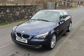 For Sale is a Stunning 2009 (59 Reg) BMW SE 520d Business Edition