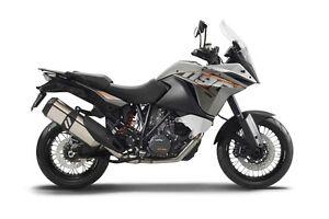2016 KTM 1190 ADVENTURE / 47$/sem garantie 2 ans