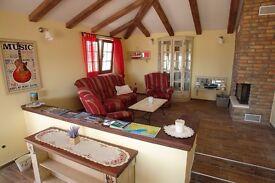 ZRCE BEACH Croatia, Island Pag - Novalja Luxury villa for 8 guests near center