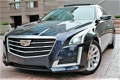 2015 cadillac cts luxury sedan 4 door low miles must see non smoker used cadillac cts. Black Bedroom Furniture Sets. Home Design Ideas