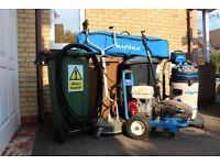 Cleaning equipment for sale