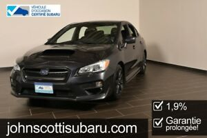 2015 Subaru WRX 2.0 TURBO 1.9%