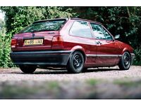 Mk2f Polo coupe 1.0