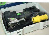 Festool PS300EQ 110V Jigsaw in Case
