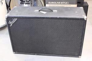 Cabinet Fender 2x12 -Instant Comptant-