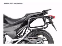 Honda NC700 / NC750 (-16) - SW Motech Quick Lock Evo Side Carriers