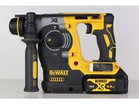 DeWalt Cordless, Brushless, SDS-Plus, Rotary Hammer Drill, Body Only