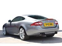 Jaguar XK XKR (grey) 2012-03-01