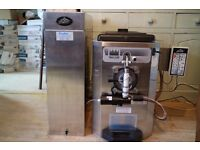 Taylor 430 ice cream thick shake machine And Taylor Flavour Burst 8 flavours