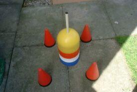 sports cones