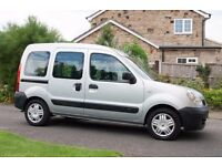 2008 Renault Kangoo Wheelchair Adapted Car