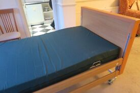 ELECTRIC MOBILITY BED CASA COST £1300 BRAND NEW