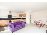 Hogarth Road SW5. Newly refurbished one double bedroom Victorian conversion apartment to rent.