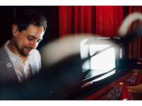 In home/Online PIANO LESSONS by award-winning jazz pianist VICTOR GUTIERREZ (Zone 1-2)