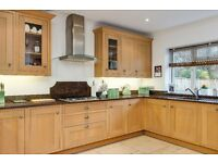 Howden's Kitchen INCLUDING ALL BOSCH appliances & Granite work surfaces