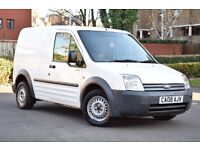 2008 FORD TRANSIT CONNECT T200 L75 1.8 TDCI NO VAT*SERVICED NEW TIMING BELT/STARTER MOTER/BATTERY