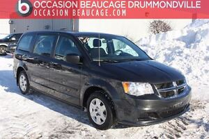 2012 Dodge Grand Caravan SE - 7 PASSAGERS - GR ÉLECTRIQUE!!!