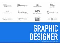 Freelance graphic designer | Professional & personal service | Wide range of services | Low fees