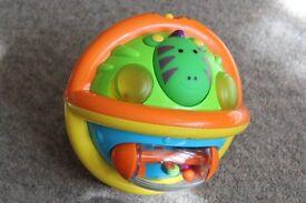 Toys R Us Light & Sound Activity Ball