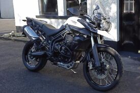 Triumph Tiger 800 XC ABS 2013 reasonable offers considered