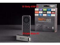 !!! Amazon Fire Stick for Sale with Added Extras !!!