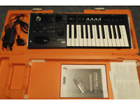 KORG MICRO X.GREAT CONDITION,ONLY USED IN PET/SMOKE FREE HOME.