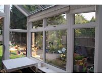 Double-glazed conservatory - £200 ONO - quick sale needed