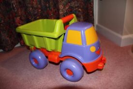 Tipper Truck - From Nanna's Toy Box