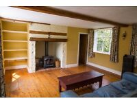 A beautiful brick-built four/five bedroom house on a large area of almost half an acre.