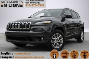 2015 JEEP CHEROKEE NORTH 4WD | BLUETOOTH | AUCUN ACCIDENT | A/C