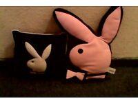 playboy cushions
