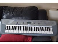 CASIO CTK-230 KEYBOARD WITH POWER ADAPTER CAN BE SEEN WORKING