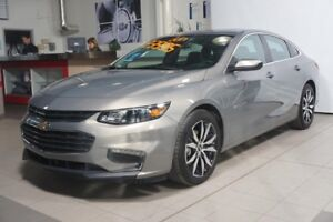 2017 CHEVROLET MALIBU NAVIGATION+CUIR+SUNROOF