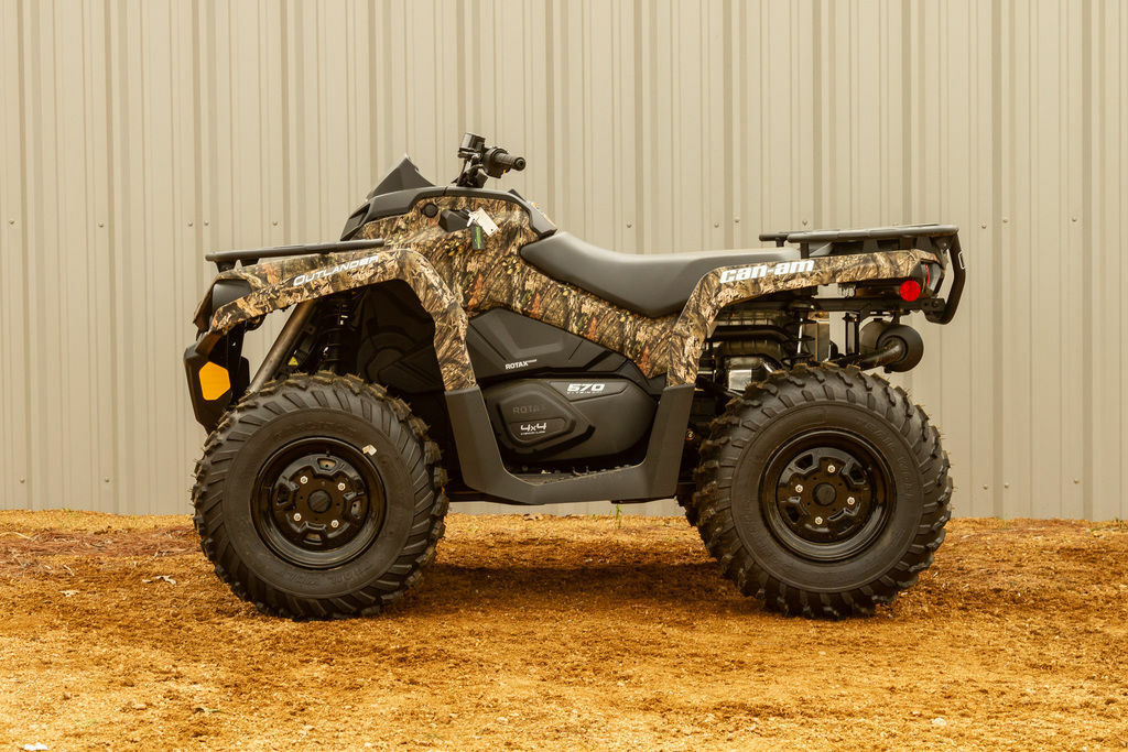 2020 Can-Am® Outlander™ DPS™ 570 Mossy Oak Break-up Country Cam