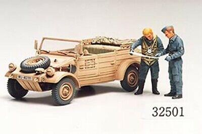 Tamiya 1/48 Military Miniature Series No1 german Kubelwagen Type 82