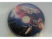 Star Wars Rogue Squadron 3D PC Game Lucas Arts Original Release Pc Game – Used CD