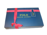 POLO RALPH LAUREN GIFT BOX PRESENT XMAS BIRTHDAY LIMITED EDITION BLUE JK88